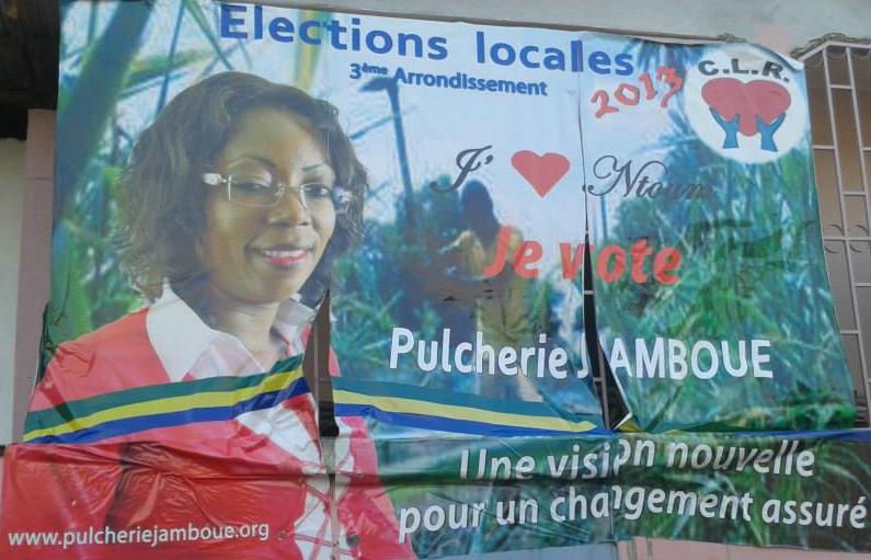 Pulchérie ABEM Poétesse Gabonaise