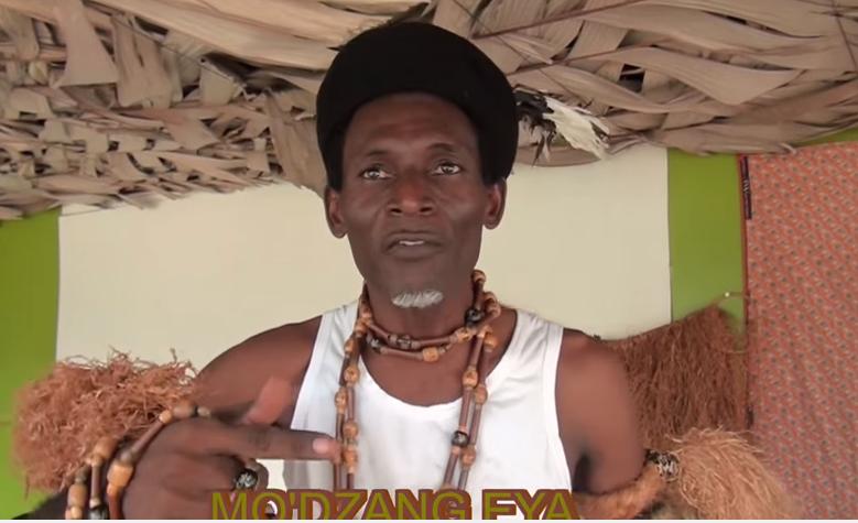 MO'DZANG EYA, l'Objecteur des consciences Africaines?