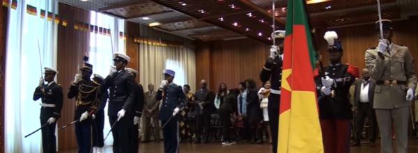 Fête Nationale du Cameroun,20 Mai 2016 à Paris.