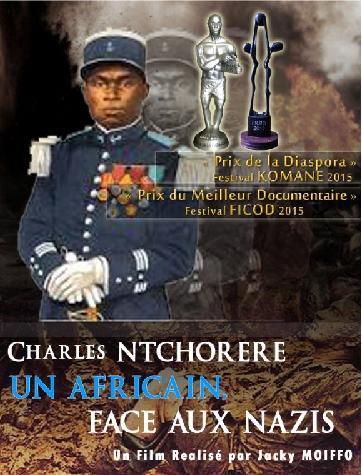 Charles Ntchoréré,un Africain face au Nazis (spot)