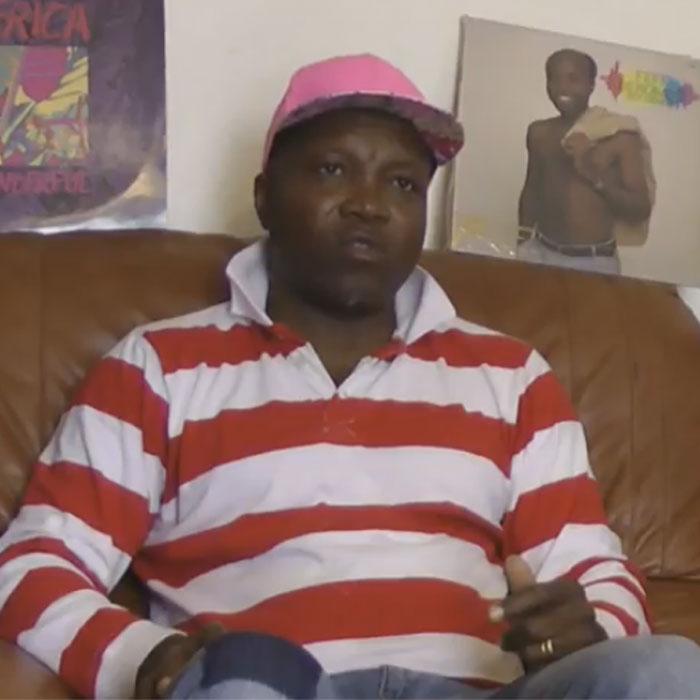 Féfé BEKOMBO dans le «Boeuf Bourguignon de Jacky Moiffo» (JMTV+)