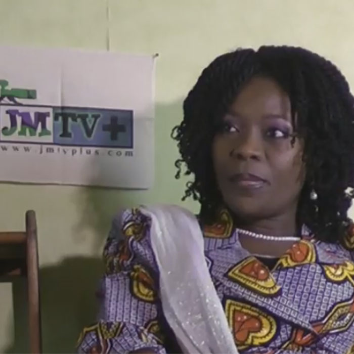 LÉGISLATIVES EN COTE D'IVOIRE: Mireille SAKI,SUR LA ROUTE DE L'INVESTITURE(JMTV+)