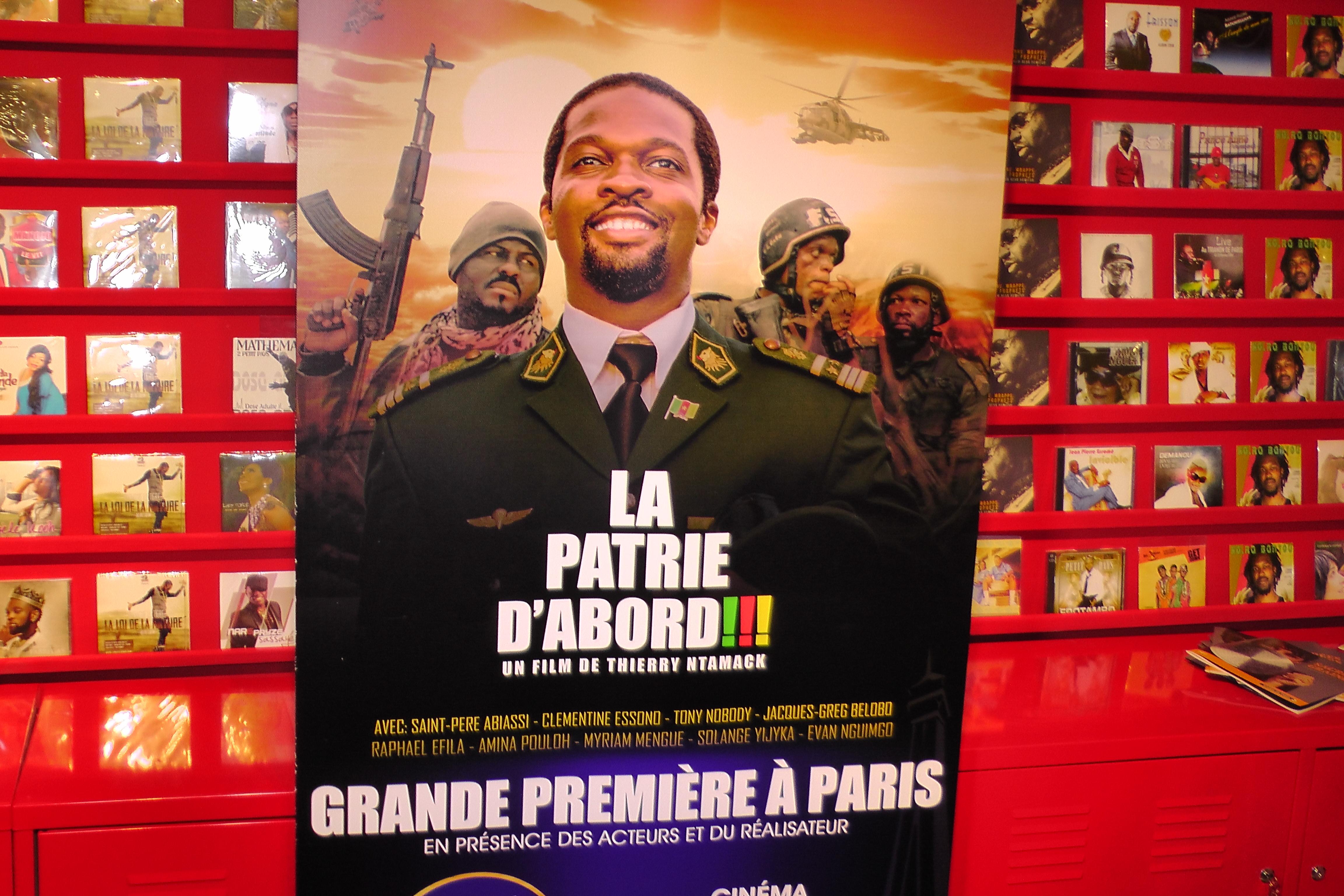 CINÉMA: CONFÉRENCE DE PRESSE du FILM «LA PATRIE D'ABORD» (JMTV+)