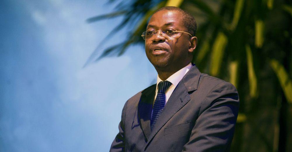 GABON: INTERVENTION de Séraphin MOUNDOUNGA lors de la RENTRÉE POLITIQUE à PARIS de la CDG,(JMTV+)