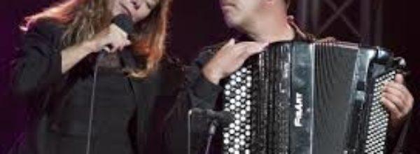ANNICK CISARUK & DAVID VENITUCCI AU FESTIVAL LE JOUR FERRE à L'ALHAMBRA (JMTV+)