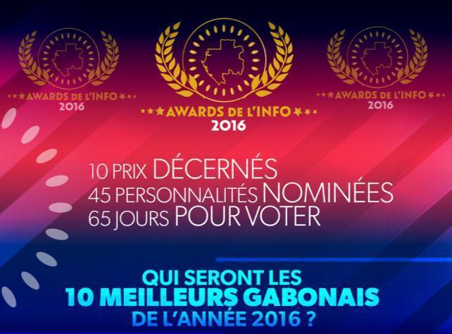 DEUXIEME EDITION des AWARDS de L'INFO GABONAIS à PARIS, 2ème Partie(JMTV+)