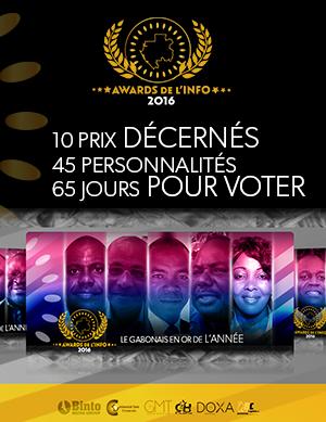 DEUXIEME EDITION des AWARDS de L'INFO GABONAIS à PARIS, 1ère Partie(JMTV+)