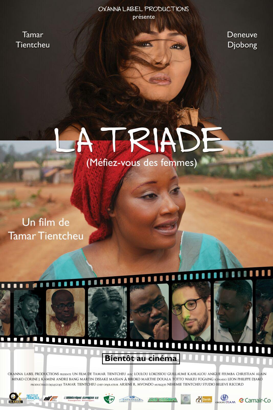 CINÉMA AFRICAIN: L'avant 1ère de LA TRIADE à Paris, les Réactions(JMTV+)