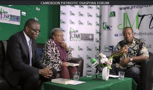 CAMEROON PATRIOTIC DIASPORA FORUM IN PARIS(JMTV+)