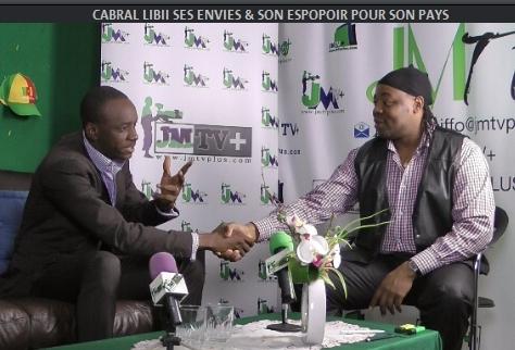 CAMEROUN/CABRAL LIBII: SES AMBITIONS, SES ENVIES & SON ESPOIR POUR SON PAYS Vol 1