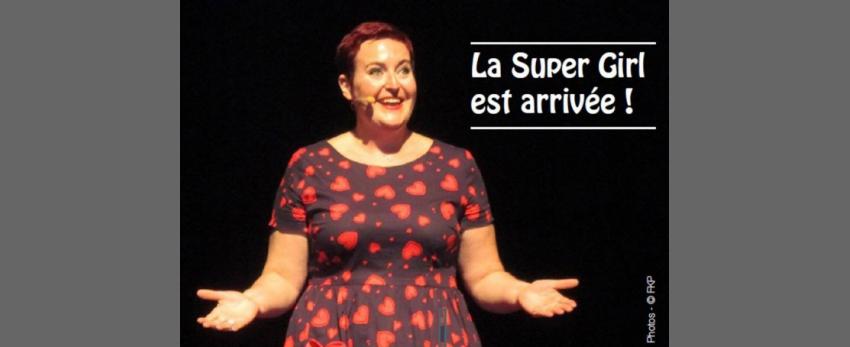 HUMOUR:PAULINE CARTOON CARTONNE AU THÉÂTRE BATEAU DU NEZ ROUGE à PARIS (JMTV+)