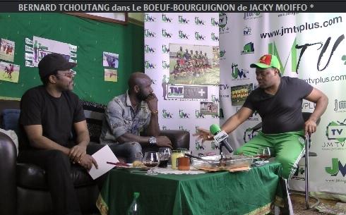 BERNARD TCHOUTANG dans «Le BŒUF-BOURGUIGNON de JACKY MOIFFO» Vol 3 (JMTV+)