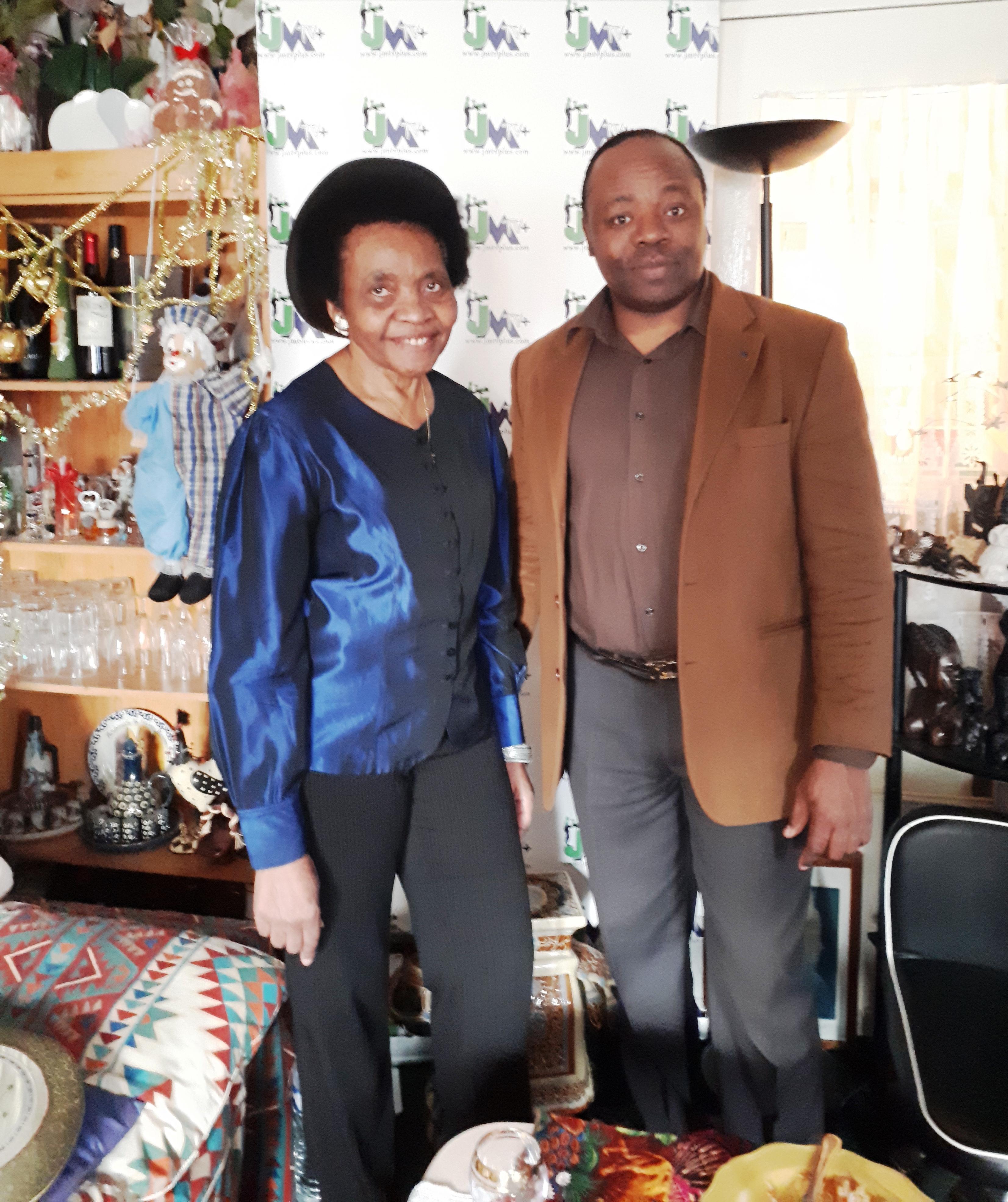 Marie-Thérèse MANGA: «LA FRANCE & AMADOU AHIDJO, LES RAISONS de la RUPTURE…»(JMTV+)