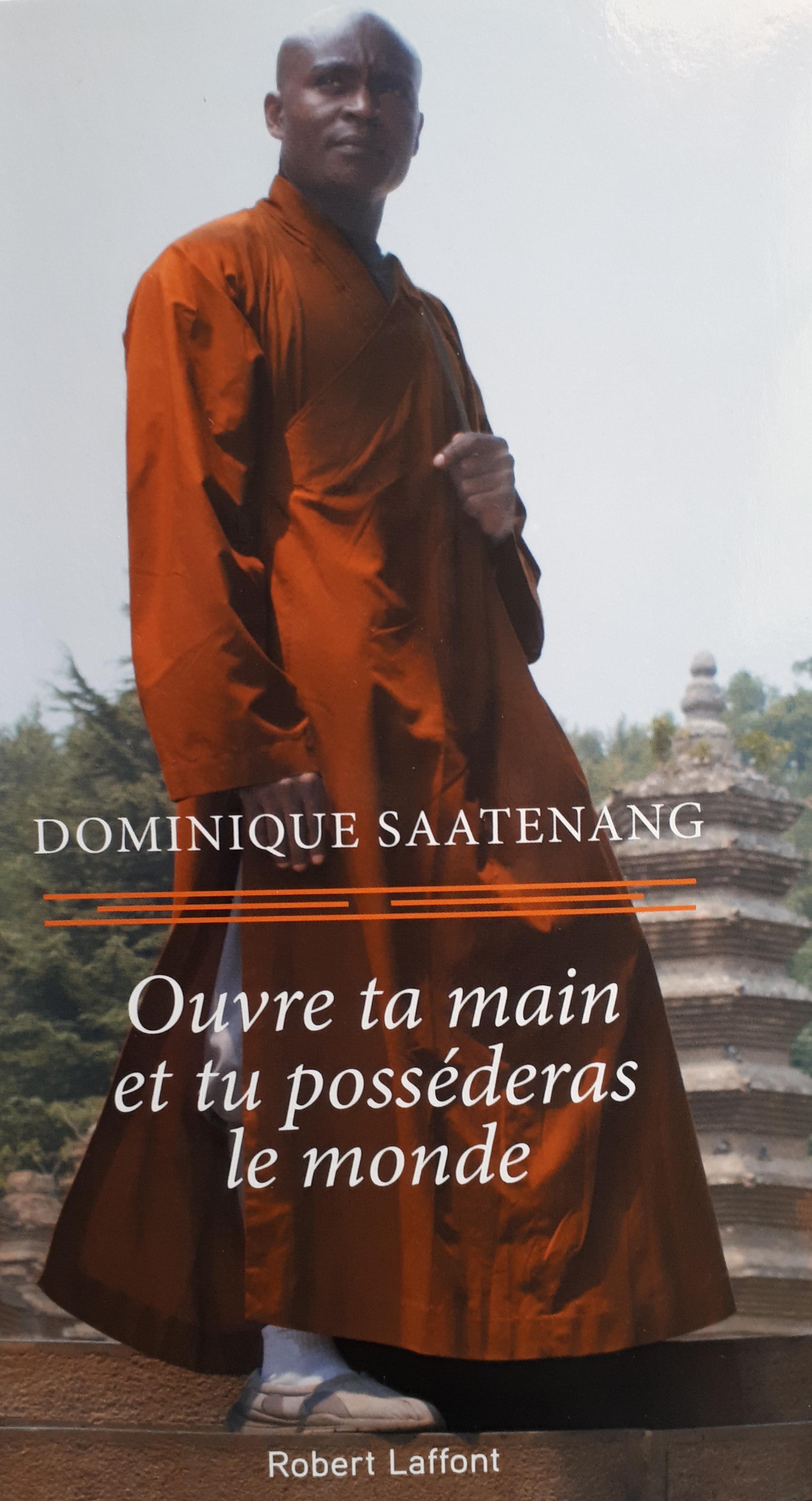 LE MOINE SHAOLIN, DOMINIQUE SAATENANG, ANNONCE LE 1er FADAM au CAMEROUN (JMTV+)