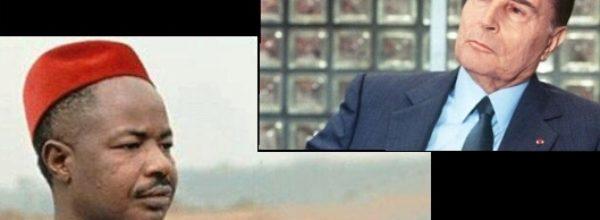 3/MARIE-THÉRÈSE MANGA:»MITTERRAND FURIEUX que AHIDJO CHOISISSE BIYA sans l'AVIS de la FRANCE»(JMTV+)