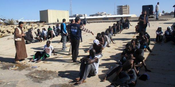 NON A L'ESCLAVAGE EN LIBYE… (JMTV+)