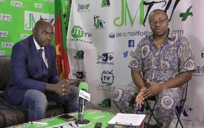 UNION des CAMEROUNAIS de L'ETRANGER,ERIC GOLF KOUATCHOU LANCE UN APPEL(JMTV+)