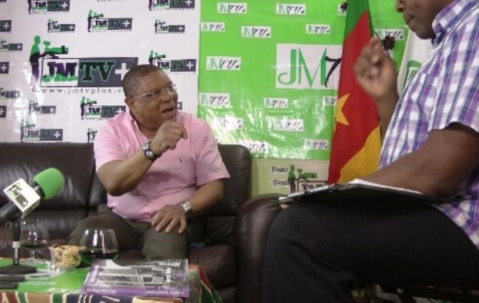 CAMEROUN/GEORGES MONNY/CRISE ANGLOPHONE: «L'ETAT UNITAIRE FUT UN COUP D'ÉTAT » (JMTV+)