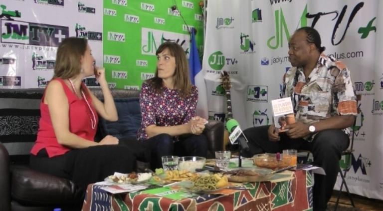LIVANE & CLAIRE BAUGE dans LE «BŒUF-BOURGUIGNON de JACKY MOIFFO» (JMTV+)