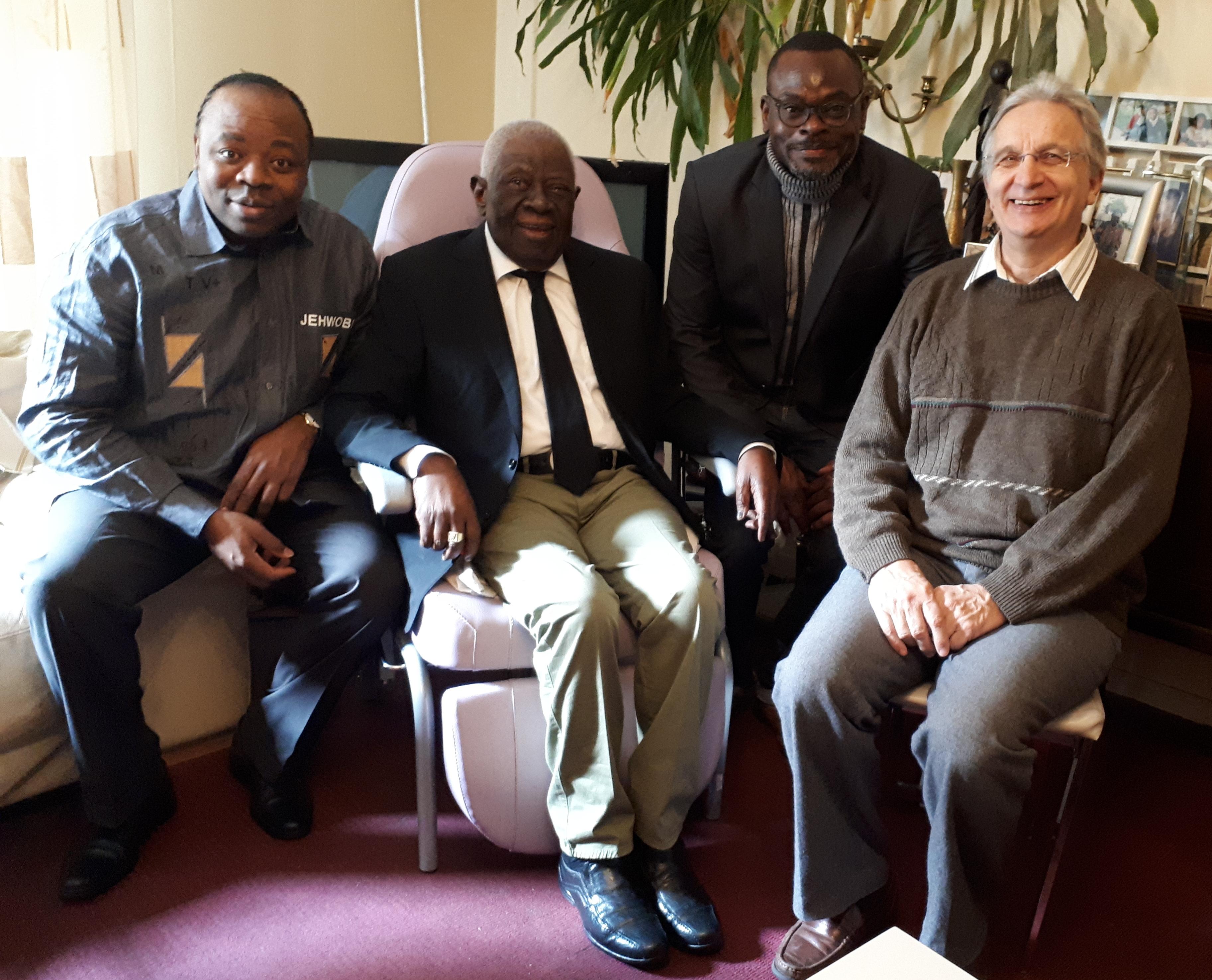 CAMEROUN:LE PROCUREUR GÉNÉRAL PRES LA COUR SUPRÊME ASSIGNE SON PAYS en SUISSE.Vol 2(JMTV+)
