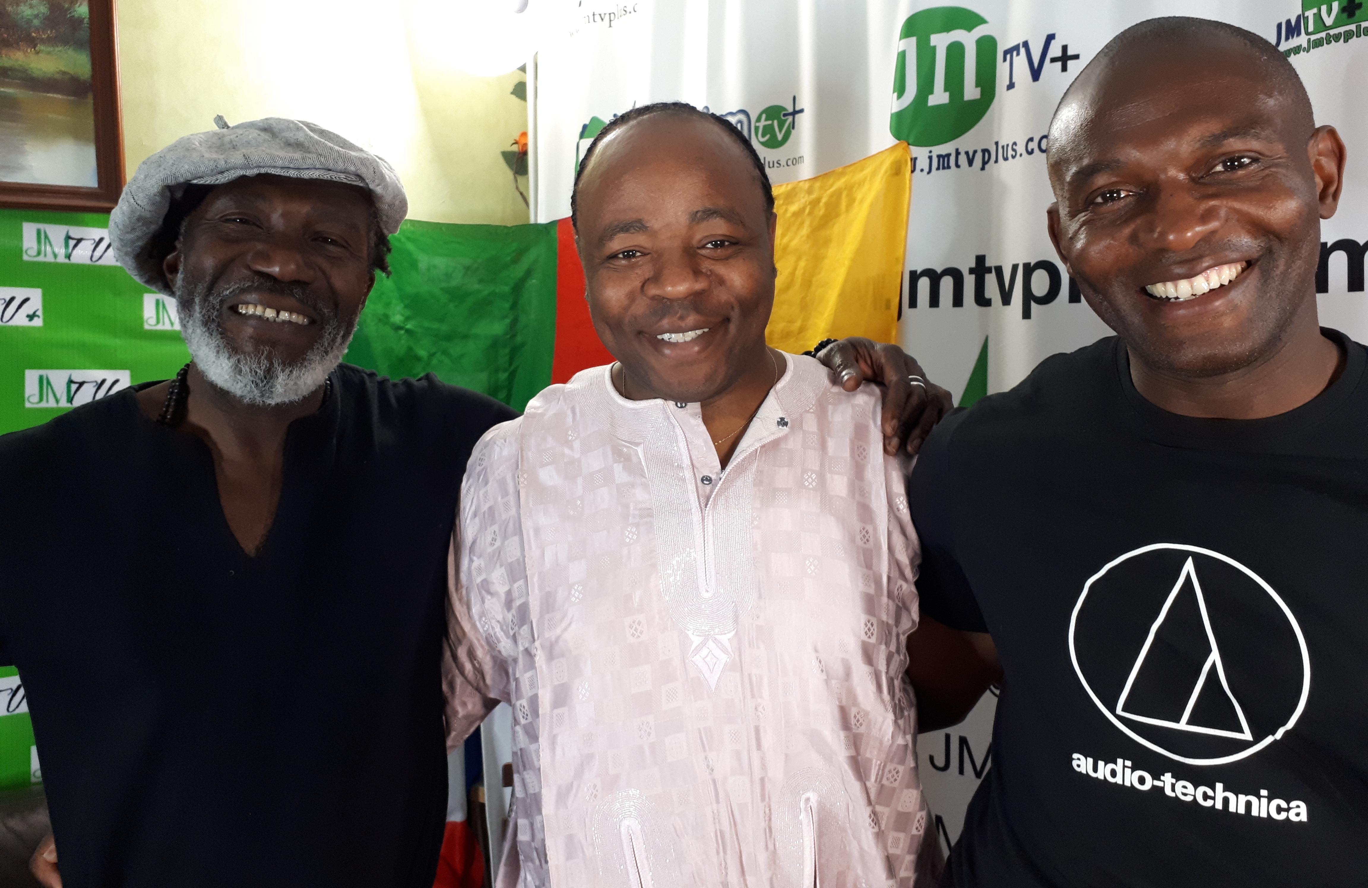 SANGO NDEDI NDOLO dans le «BŒUF-BOURGUIGNON de JACKY MOIFFO» Vol 1(JMTV+)