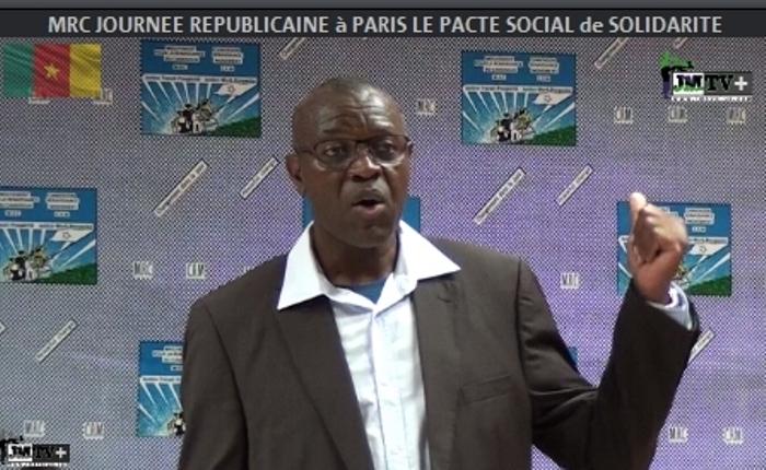 MRC/JOURNÉE RÉPUBLICAINE à PARIS: LE PACTE SOCIAL de SOLIDARITÉ 6/7(JMTV+)