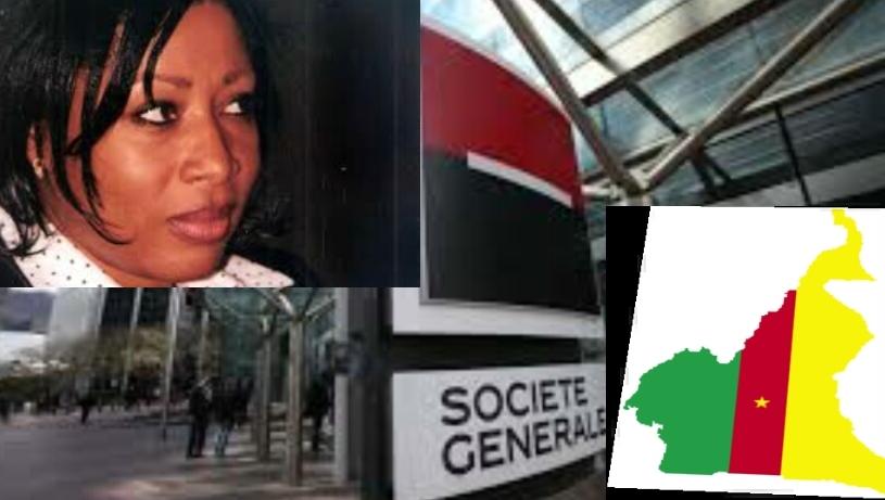 AFFAIRE Me LYDIENNE EYOUM:»LA SOCIÉTÉ GÉNÉRALE A UTILISE LE CAMEROUN CONTRE MOI» 3/5(JMTV+)
