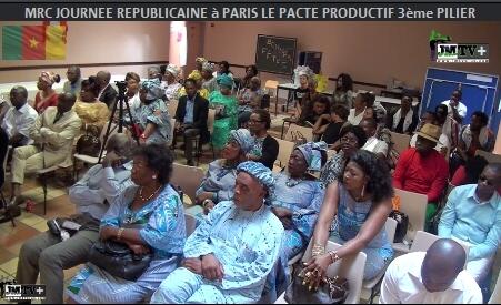 MRC/JOURNÉE RÉPUBLICAINE à PARIS: LES RÉACTIONS & QUESTIONS/RÉPONSES 7/7(JMTV+)
