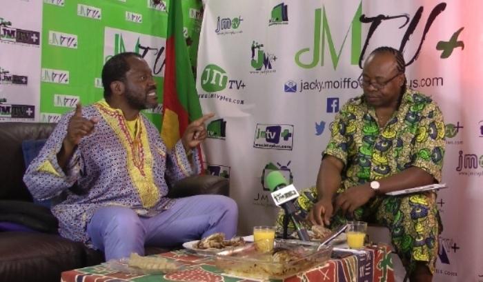 CAMEROUN/SENFO TONKAM:»AUCUN POUVOIR N'EST JAMAIS TRANQUILLE LORSQUE LES JEUNES SE METTENT EN MOUVEMENT» 1/2(JMTV+)