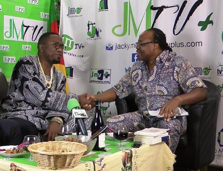 PATRICE NGANANG: «AU CAMEROUN LE TRIBALISME EST DEVENU UN SYSTÈME»1/3(JMTV+)