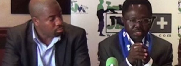 ANGLOPHONE'S CRISIS/DAVID AYUKETTA: «HOW CAN WE DIALOGUE WITH SOMEONE WHO AREN'T READY» (JMTV+)