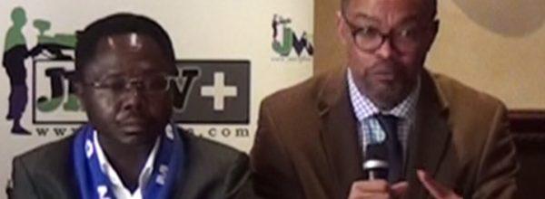ANGLOPHONE CRISIS/FRANKLIN NYAMSI: «LE PEUPLE EST BRAQUE PAR LE B.I.R,une MILICE TRIBALE»(JMTV+)