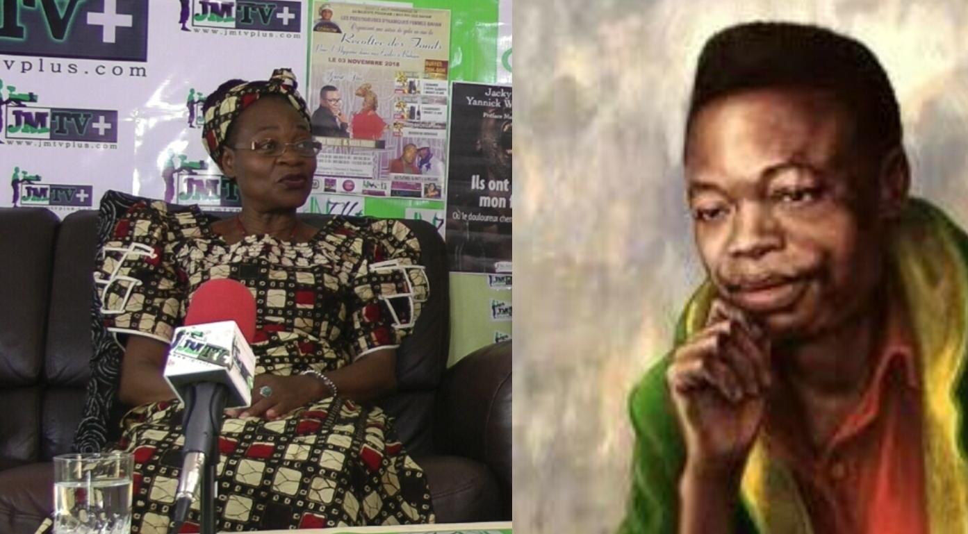Hermine NGO UM NYOBE:» MON PÈRE, CE HÉROS QUE JE N'AI PAS CONNU» (JMTV+)