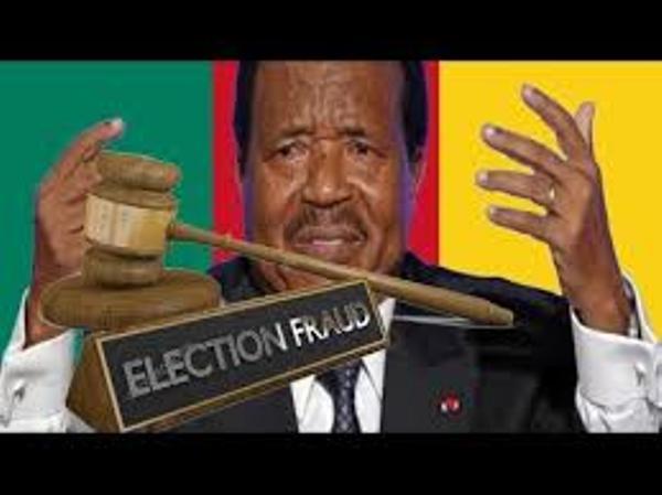 LA FRAUDE ÉLECTORALE AU CAMEROUN