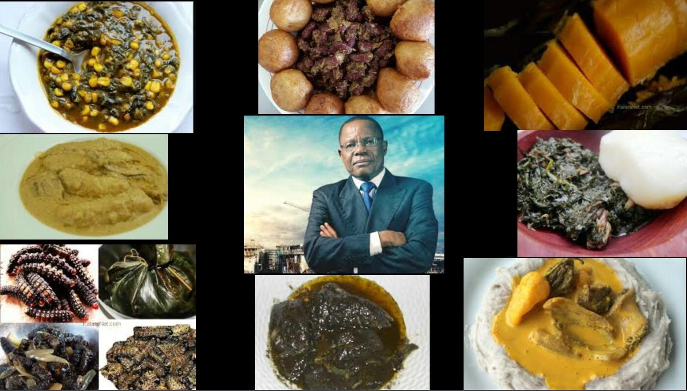 Maurice KAMTO: QUE MANGERA T IL à ETOUDI