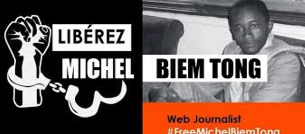 CAMEROUN: CHARLES ONANA S'EXPRIME SUR LE CAS du JOURNALISTE MICHEL BIEM TONG