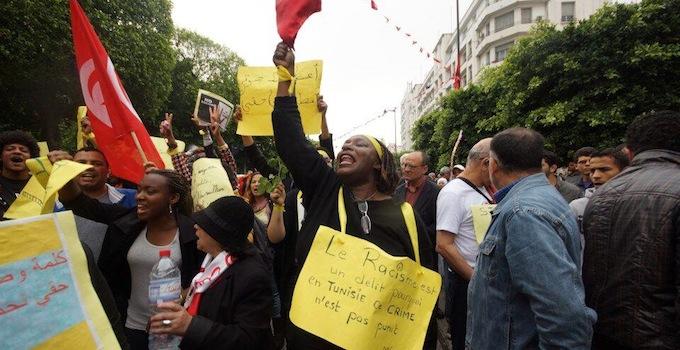 TUNISIE : Face au racisme profondément ancré, les Tunisiens noirs espèrent plus d'égalité