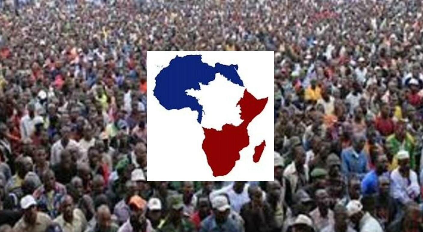 «LES INTÉRÊTS DE LA FRANCE SERAIENT MIEUX DÉFENDUS SI LES AFRICAINS PRENAIENT LEUR DESTIN EN MAIN»