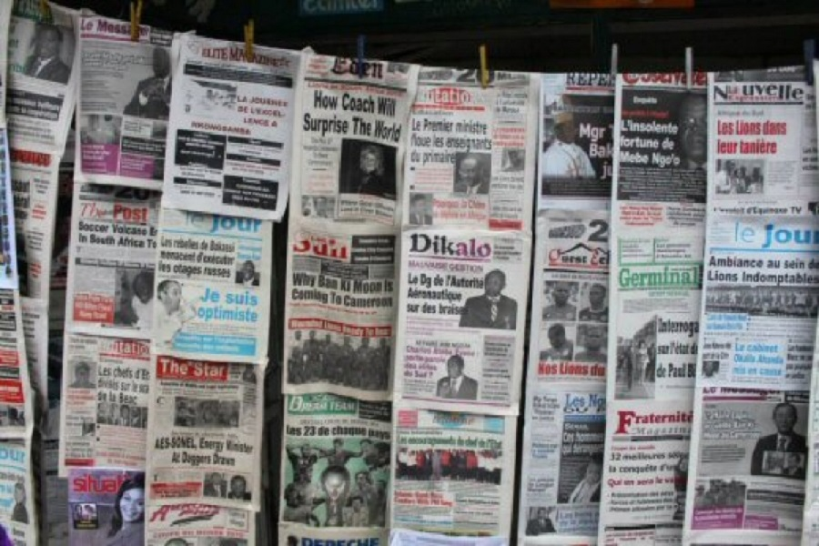 FRANCOPHONE CAMEROON PRESS AND THE ANGLOPHONE CRISIS