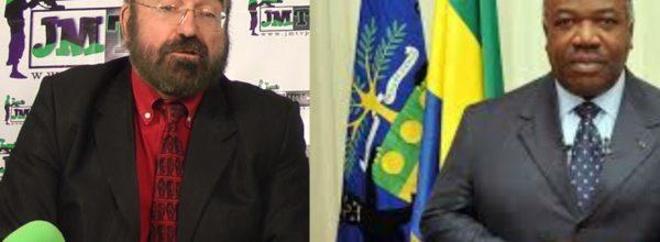 «ALI BONGO EST MORT DEPUIS LE 27 OCTOBRE» Patrice FINEL,CONSEILLER AFRIQUE de MELANCHON