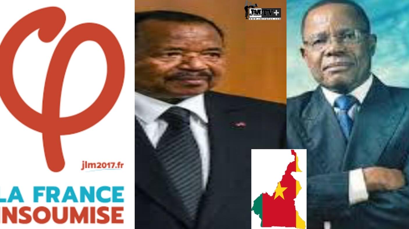 CAMEROUN: LA FRANCE DOIT SAISIR LE CONSEIL DE SÉCURITÉ DE L'ONU! (La France Insoumise)
