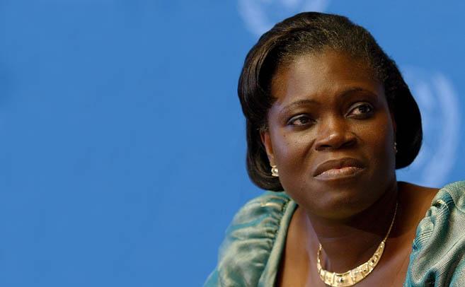 CÔTE d'IVOIRE:»SIMONE GBAGBO… PARDONNER & PRIER pour LE GOUVERNEMENT de OUATTARA»