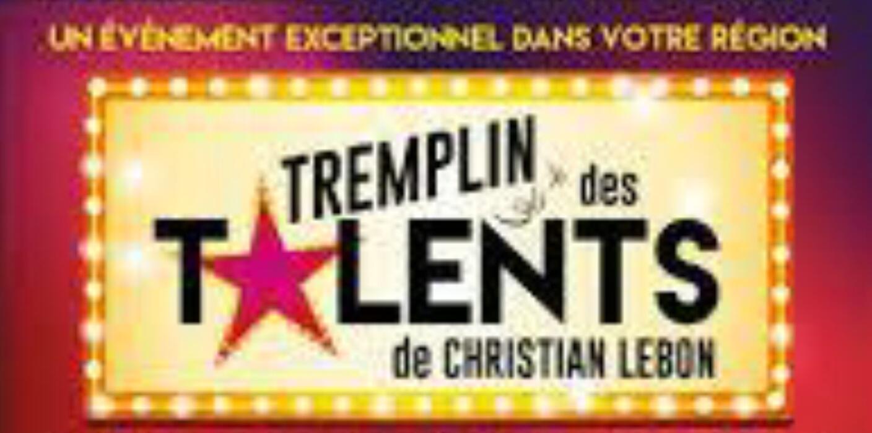 MUSIQUE:TREMPLIN des TALENTS de CHRISTIAN LEBON