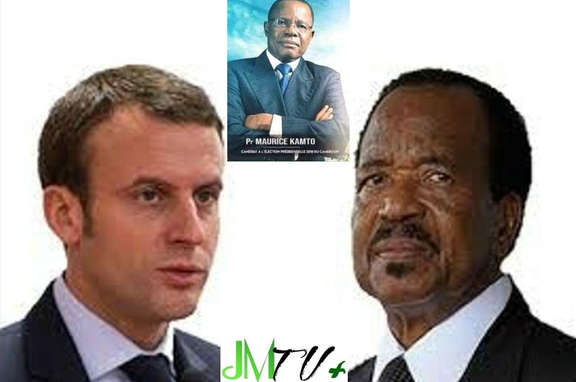 La France «préoccupée» après l'inculpation de Maurice Kamto
