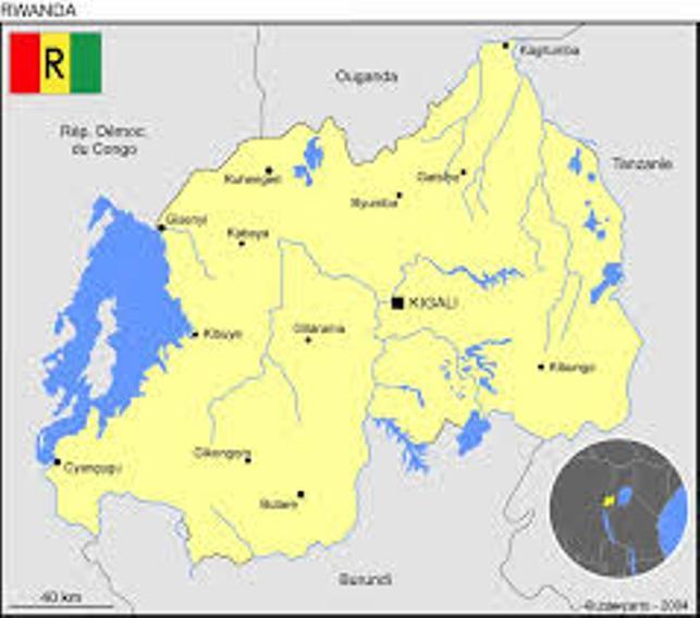 RWANDA:» IL N'EXISTAIT PAS DE TRIBUS HUTU & TUTSI AU RWANDA»