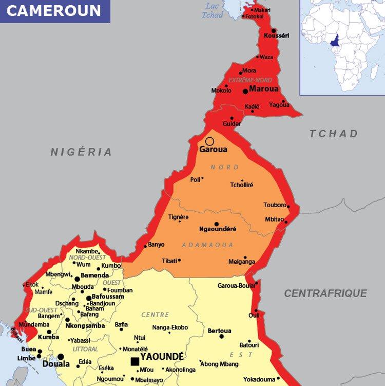 LE CAMEROUN,PAYS DE TOUS LES MAUX ET MOTS