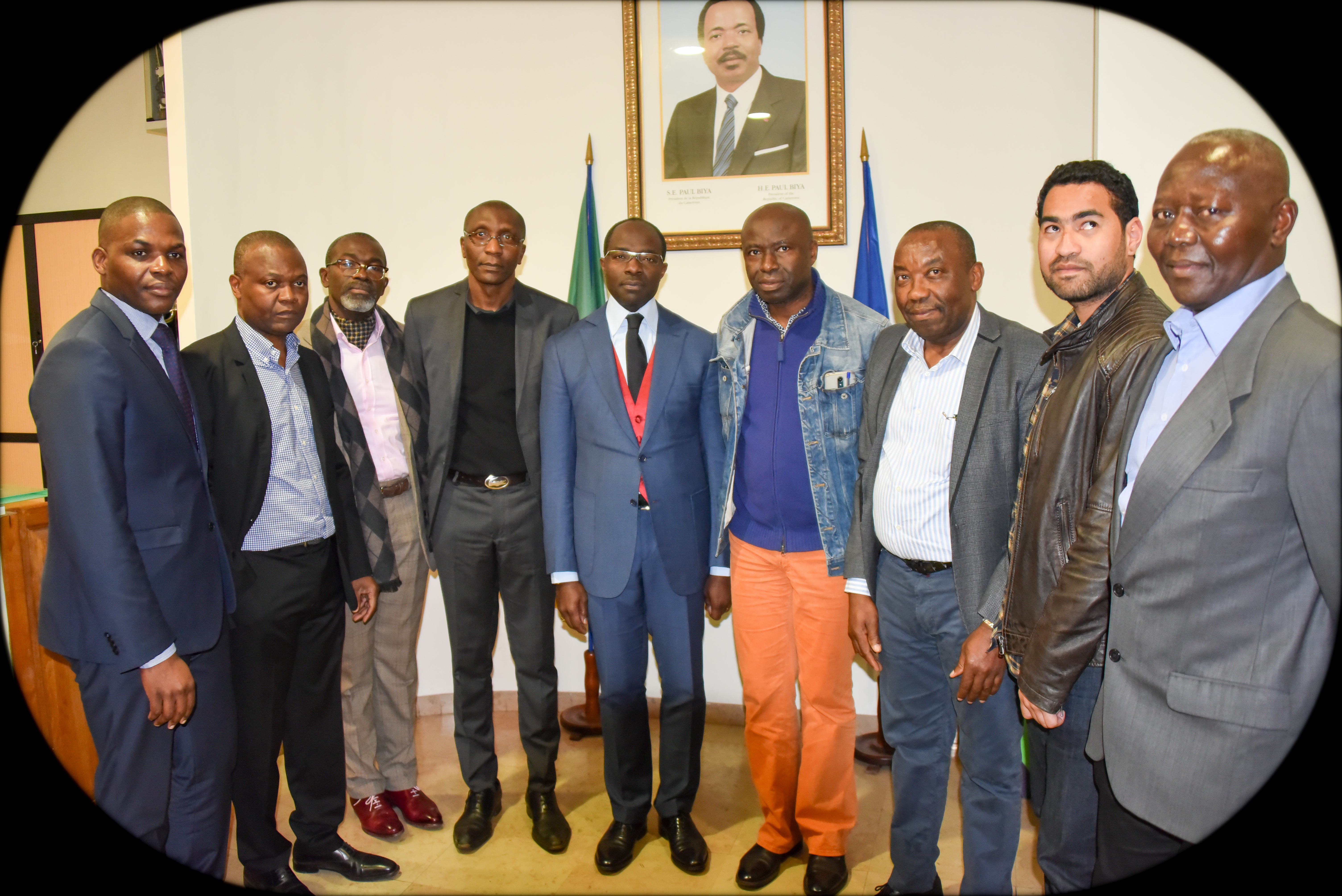 CAMEROUN:CONFLUENCE DES MOUVEMENTS DIASPORIQUES