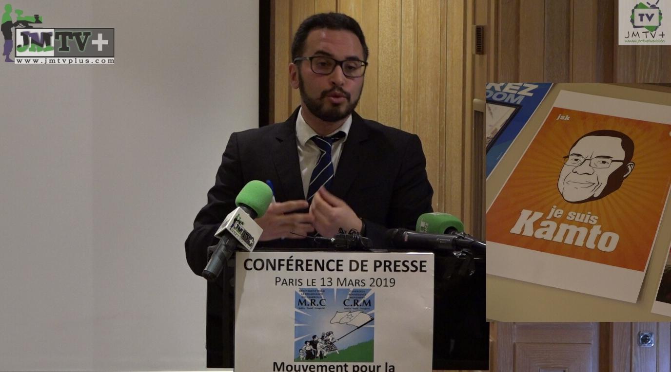 «LES PREUVES DE LA VICTOIRE DE MAURICE KAMTO EXISTENT» : Me Adil SAHBAN