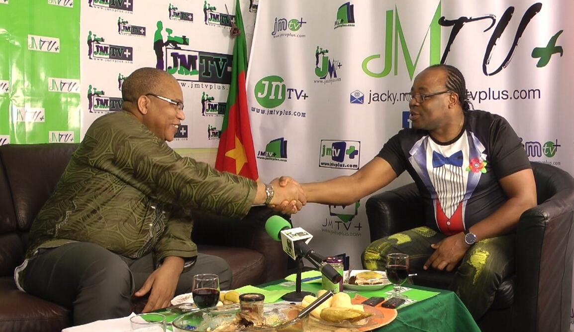 JEAN-PAUL TCHAKOTE,PRÉSIDENT du SDF FRANCE: «J'AI PRIS LA DÉCISION DE QUITTER le SDF «