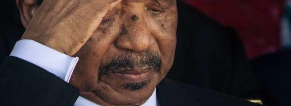 Au Cameroun, l'inquiétant crépuscule du régime Biya